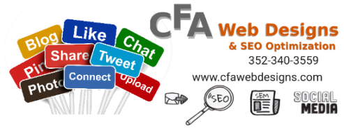 CFA Web Designs & SEO Optimization