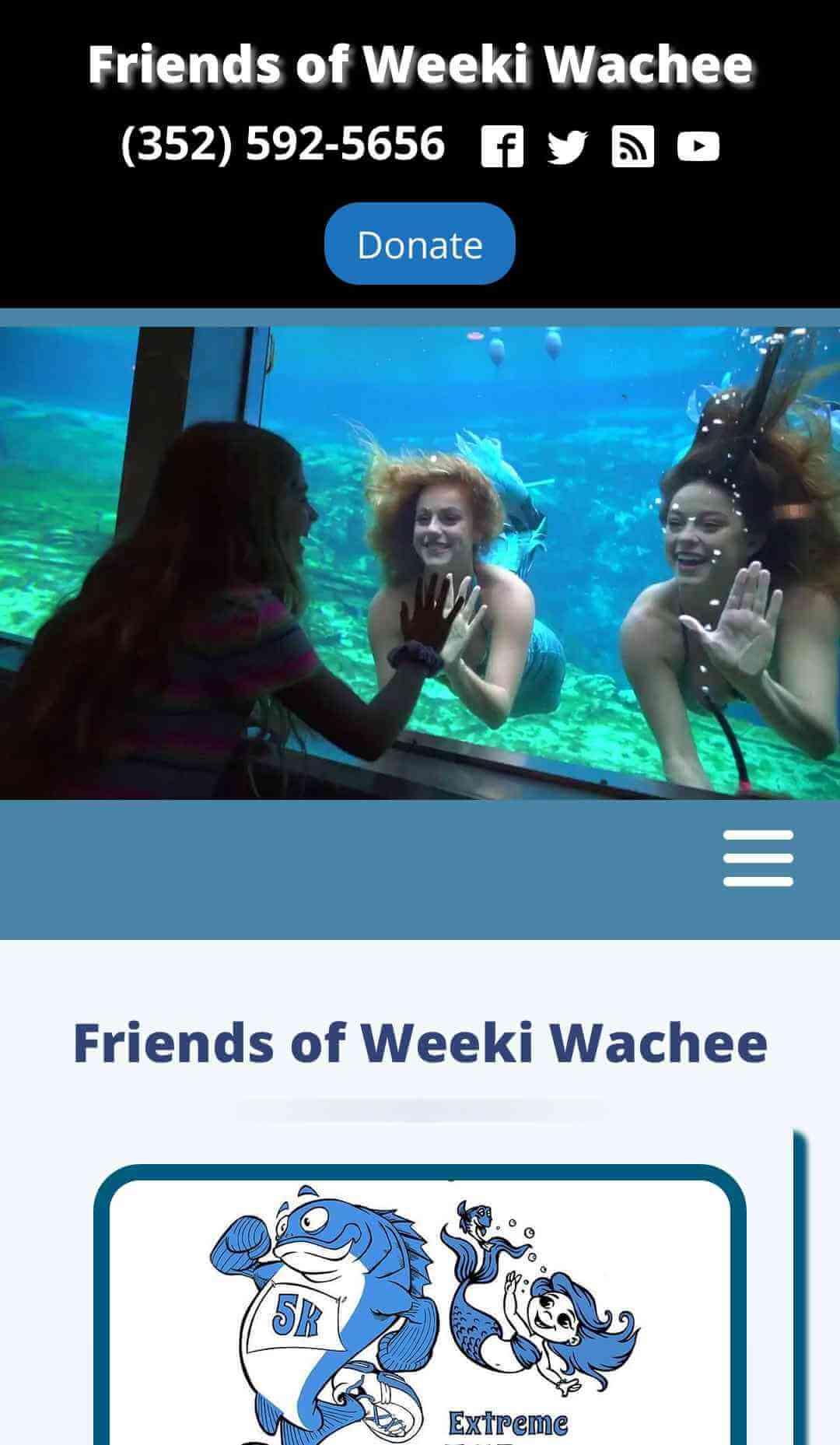 Friends of Weekie Wachee