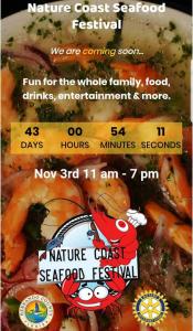 Nature Coast Sea Food Festival
